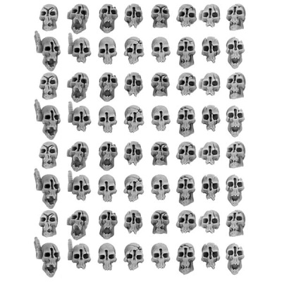 Greater Good Skulls (28mm) (64)