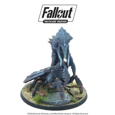 Fallout: - Wasteland Creatures: Fog Crawler