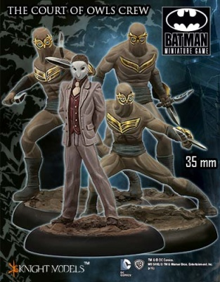 The Court Of Owls Crew (4)