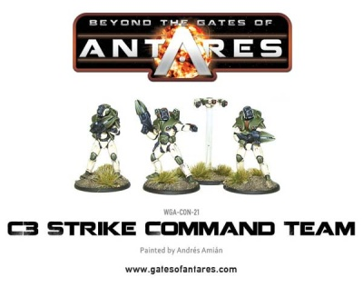 Concord C3 Strike Command Team