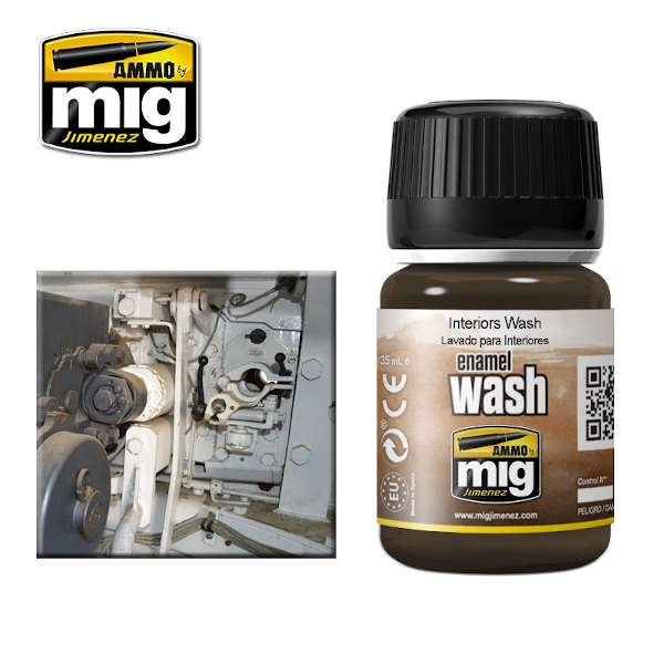 Interiors Wash (35ml)