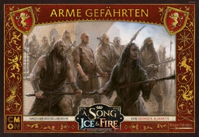 A Song Of Ice And Fire - Arme Gefährten DE