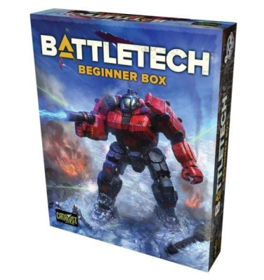 BattleTech Beginner Box ENGLISCH