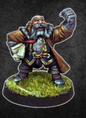 Dwarf Coach