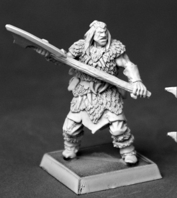 Barbarian Axeman of Icingstead