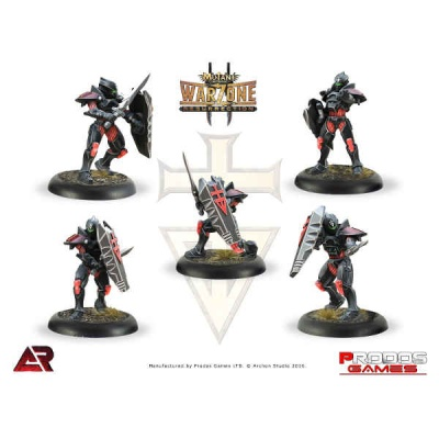 Brotherhood Troopers Close-Combat Add On Pack