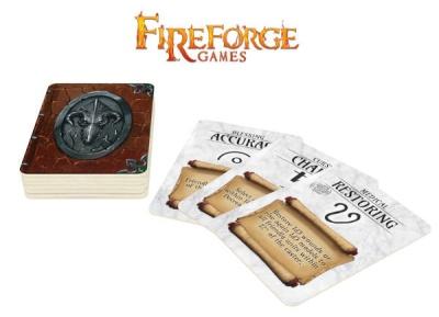 Forgotten Worlds - Magic Cards Deck