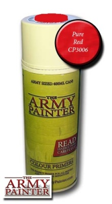 Colour Primer Pure Red