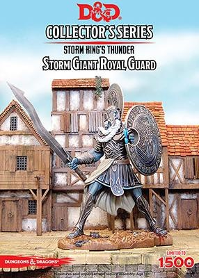 D&D: Storm Kings Thunder: Storm Giant Royal Guard