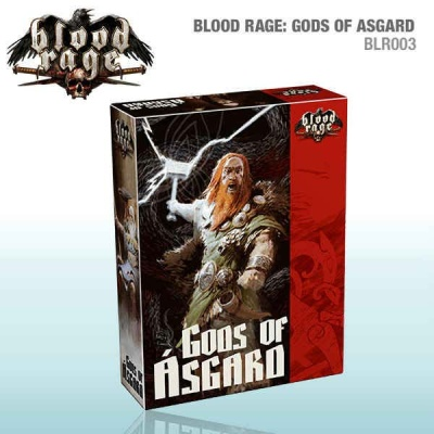 Blood Rage Blood Rage: Gods of Asgard (deutsch)