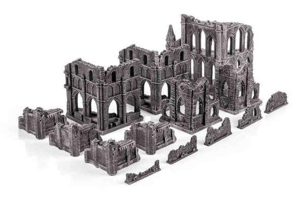 Gothic Ruins Set (9)