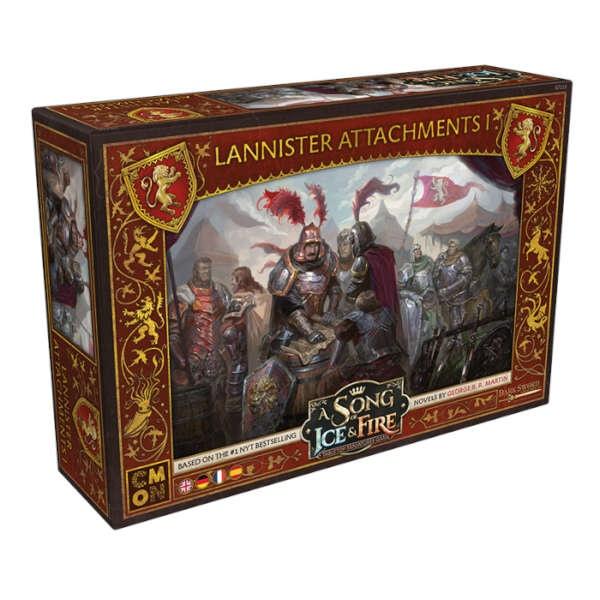 Lannister Attachments #1 / Verstärkung von Haus Lannister #1
