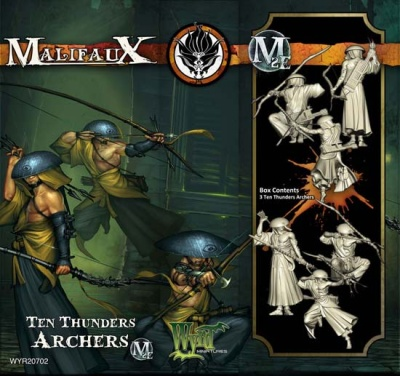 Ten Thunders: Archers (3)