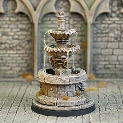 Ornamental Fountain