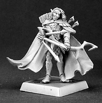 Elf Archer Warlord