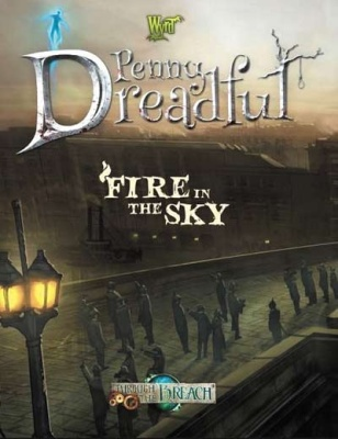 Through The Breach - Penny Dreadful: Fire in the Sky