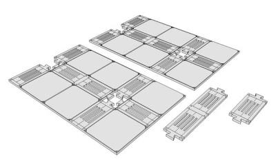 Vault Expansion Pack: Room Floors B