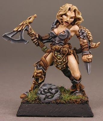 Arnise, Elf Warrior