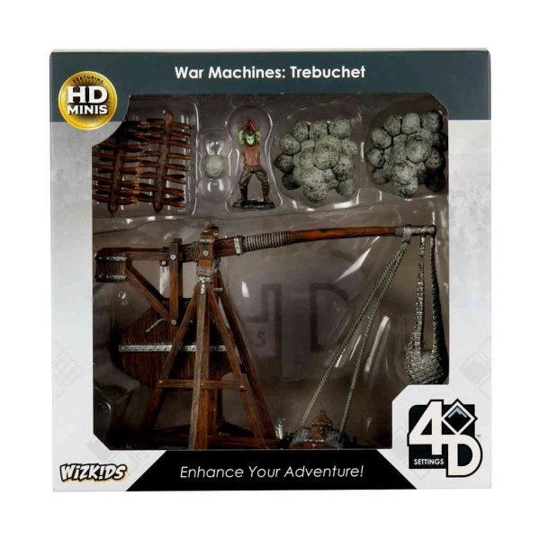War Machines: Trebuchet