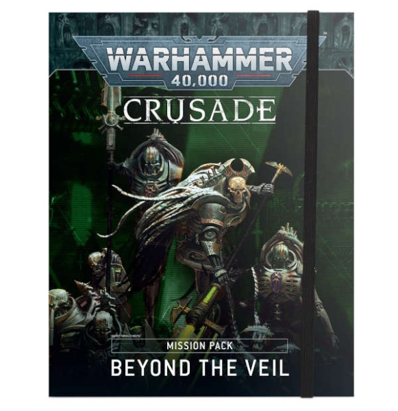 WH40K: Beyond the Veil Mission Pack  ENGLISCH