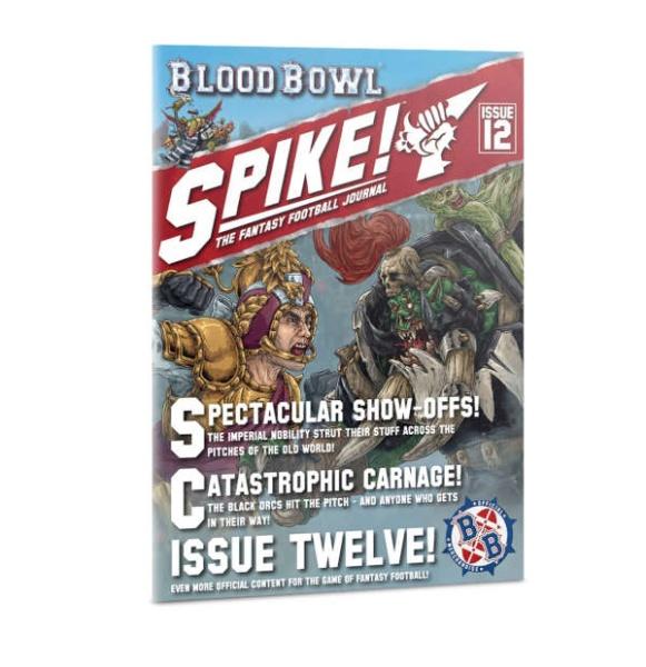Blood Bowl: Spike! Journal Issue 12 ENGLISCH