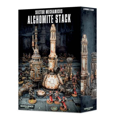 Sector Mechanicus Alchomite Stack (MO)