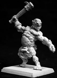 Braug Ogre Warrior