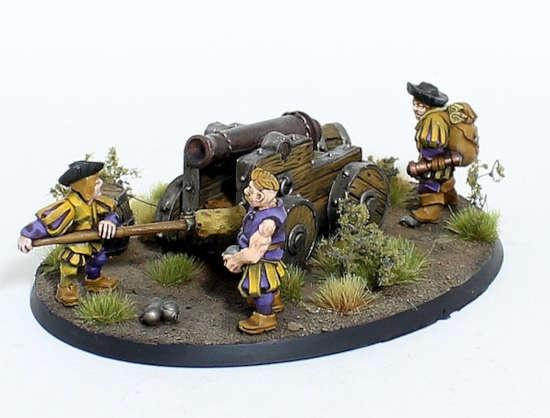 Griffon Cannon (ohne Base)