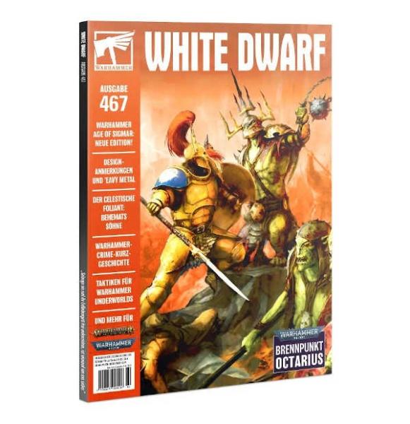 White Dwarf 467 August 2021