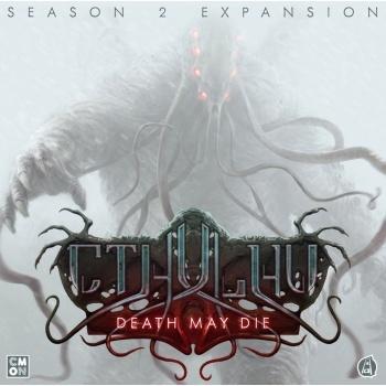 Cthulhu: Death May Die - Season 2 Expansion - EN
