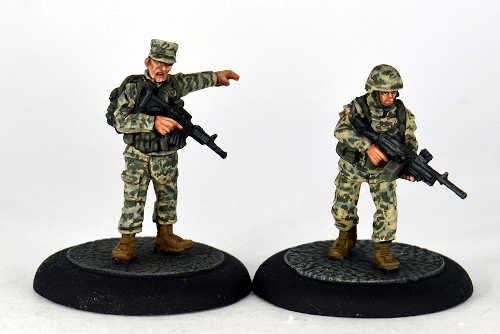 US Army /National Guard Command
