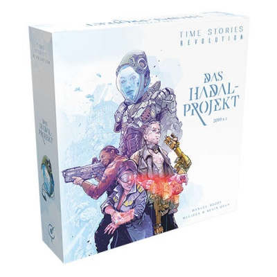 TIME Stories Revolution - Das Hadal-Projekt DE