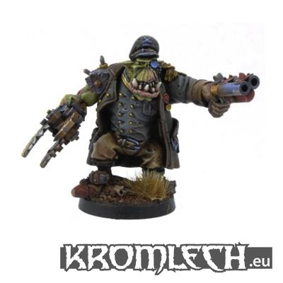 Orc Officier in Greatcoat