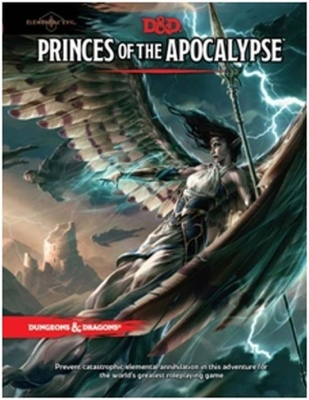 Dungeons & Dragons: Princes of the Apocalypse (Hardcover)
