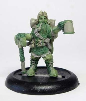Snorri, Dwarf Traveller