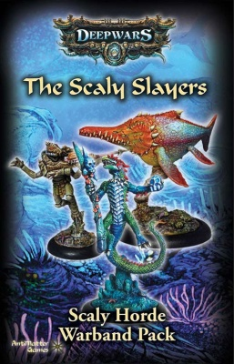 Scaly Slayers - Warband Pack