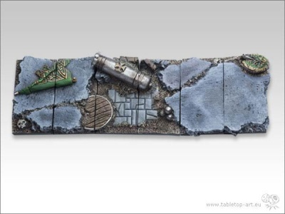 Batleground - 25x50mm Kavallerie Diorama 1 (6)