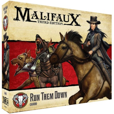Malifaux (M3E): Run them Down