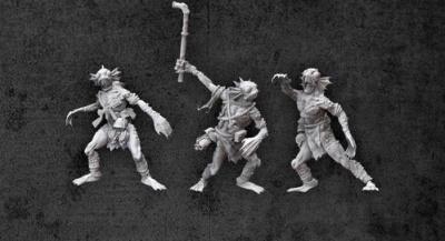 Achtung!Cthulhu - Mythos Creatures: Deep Ones (3)