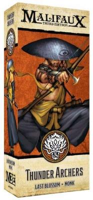 Malifaux (M3E): Ten Thunder Archers