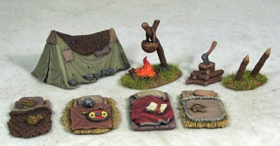 Adventurers' Campsite