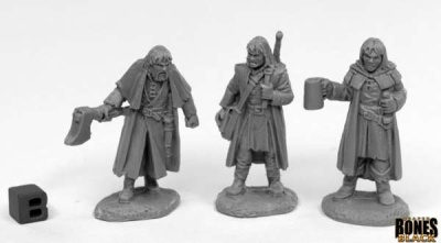 Dreadmere Mercenaries (3)