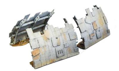 Spaceship Wreckage (1)