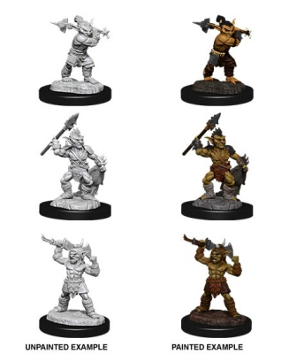 Goblins & Goblin Boss (3)