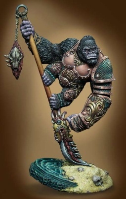 Ancient Warriors - Warlord Kong (1)