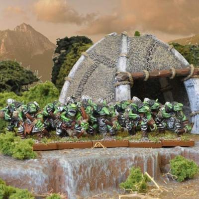 Goblins Spitters Regiment (20)