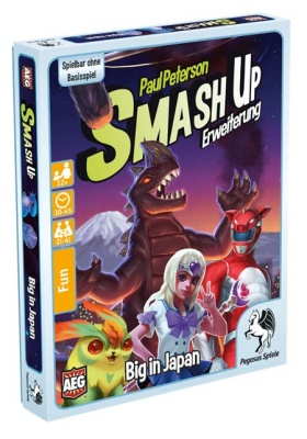 Smash Up 12: Big in Japan
