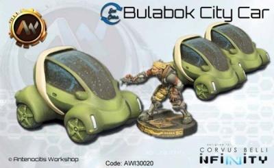 Bulabok City Cars - Driving (2)