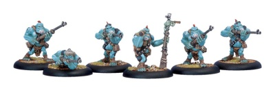 Trollblood Pyg Bushwackers Unit Box