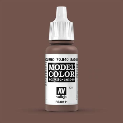 Model Color 138 Lehmbraun (Saddle Brown) (940)